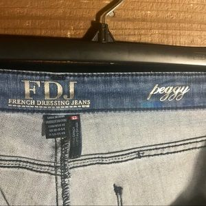 French Dressing Jeans Jeans - FDJ – French Dressing Jeans. Sz 14.